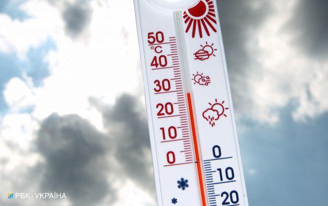 Большие температурные колебания: синоптики дали прогноз на понедельник