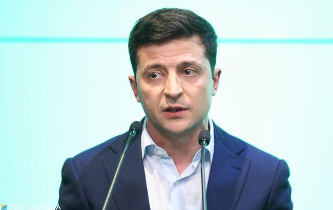 Зеленський: виборів на Донбасі не буде без контролю кордону з РФ