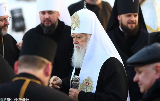 Шлях до анафеми: чому Філарет збирається розколоти Православну церкву України