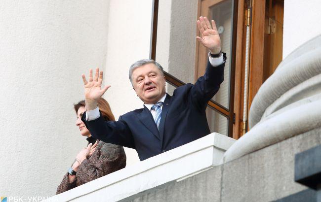 Картинки по запросу Порошенко и его семья двумя самолетами покинули Украину