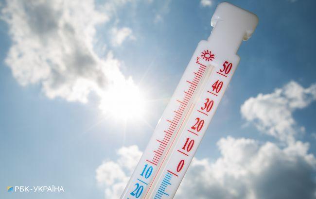 Україну охопить спека: які області розжарить до +34 градусів