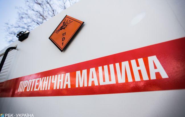 Полицейские не нашли взрывчатку в автомобиле возле торгового центра в Киеве