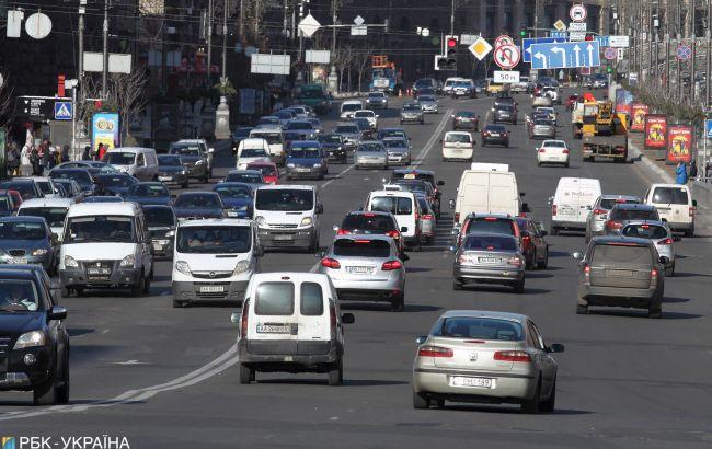 Центр Киева на выходных перекроют для транспорта: список улиц
