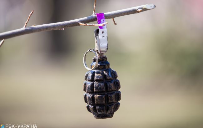 В Кривом Роге мужчина взорвал гранату, четверо пострадавших