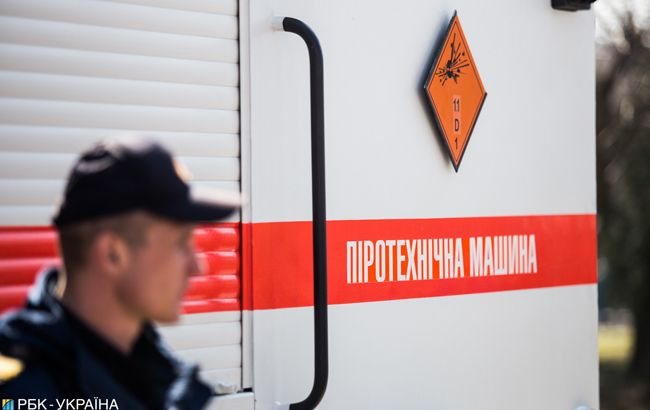 У Дніпропетровській області прогримів вибух
