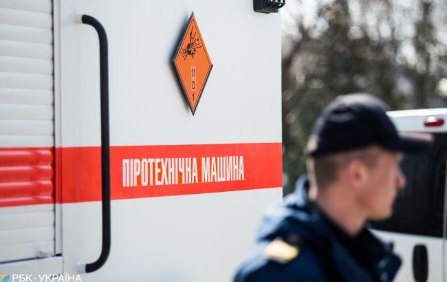 В Днепропетровской области при взрыве пострадали дети