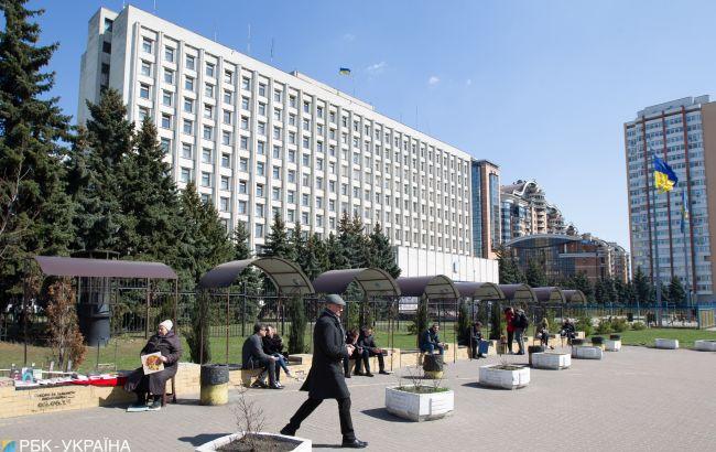 ЦИК обжаловал отмену протокола об избрании Вирастюка нардепом