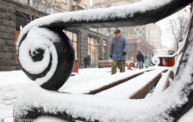 В Украине ожидается ухудшение погодных условий 21 декабря