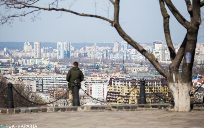 Березень розпочався з температурних рекордів у Києві