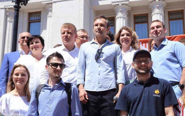Партія Вакарчука відмовилася від посади віце-спікера