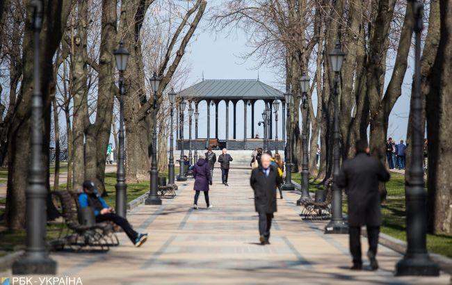 В Україні місцями потеплішає до +15