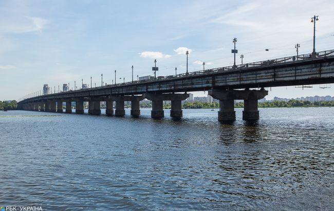 У Києві міст Патона будуть ремонтувати п'ять років
