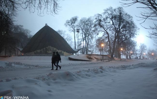 Українців попередили про сильні снігопади 4 січня