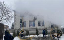 Пожар в доме престарелых Харькова: что известно