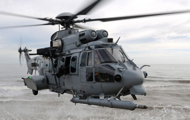 Фото: військовий гелікоптер Airbus Caracal