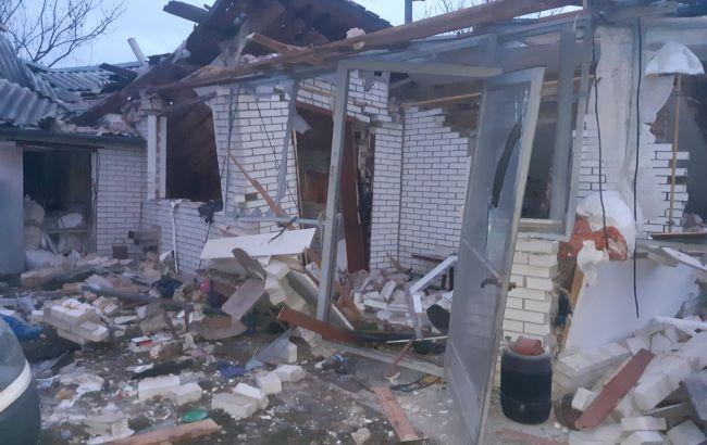 В Киевской области произошел взрыв в частном доме, есть пострадавший