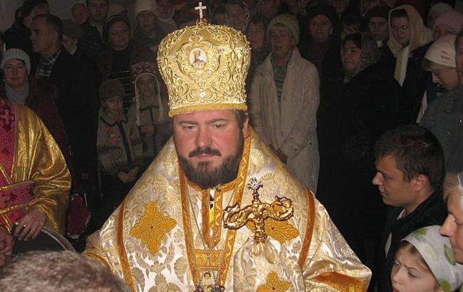 Фото: Митрополит Харьковский и Богодуховский Онуфрий