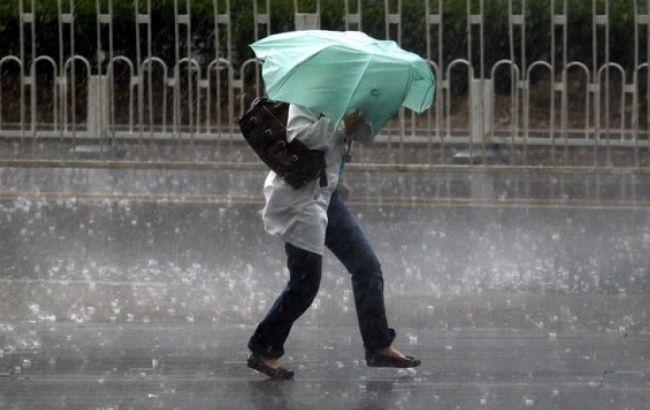 Фото: в Україні погіршуватимуться погодні умови