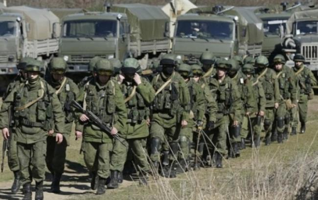 Фото: Росія посилює свої війська на Донбасі