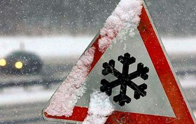 Фото: КМДА попереджає столичних водіїв про про погіршення погодних умов