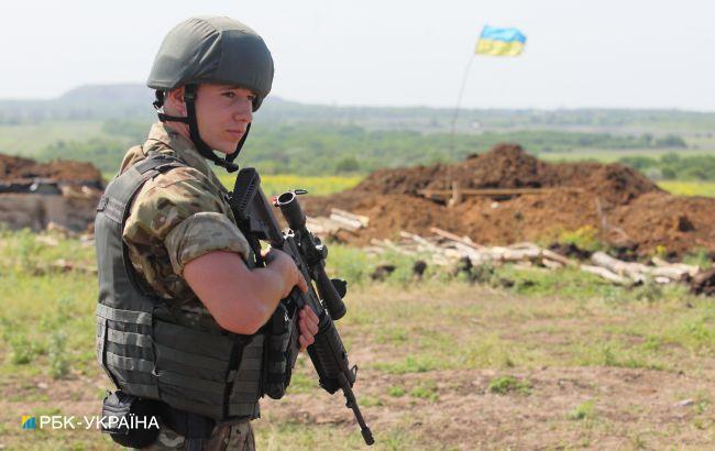 """На Донбассе за день одно нарушение """"тишины"""": применялось стрелковое оружие"""
