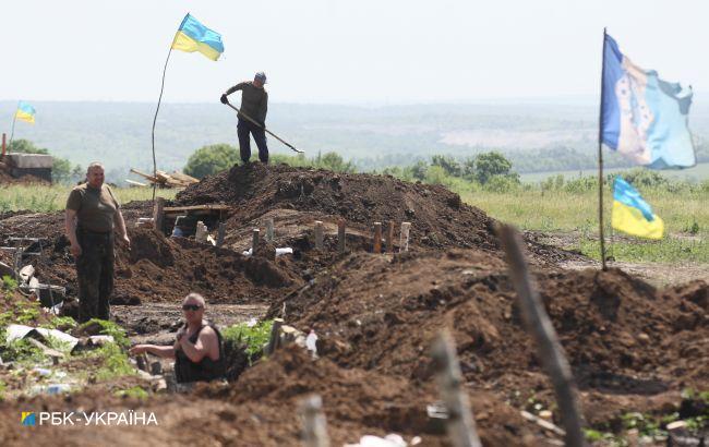 На Донбассе умер украинский боец, обстоятельства уточняются