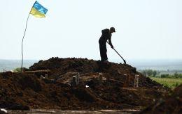 Помер військовий, який отримав поранення на Донбасі наприкінці квітня