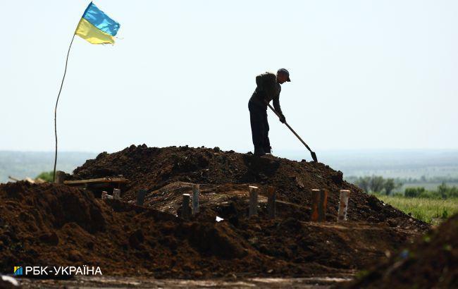 Стало відомо ім'я вбитого снайпером на Донбасі українського військового