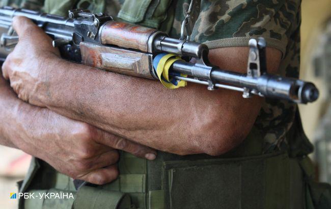 Боевики обстреляли позиции ООС из запрещенного вооружения