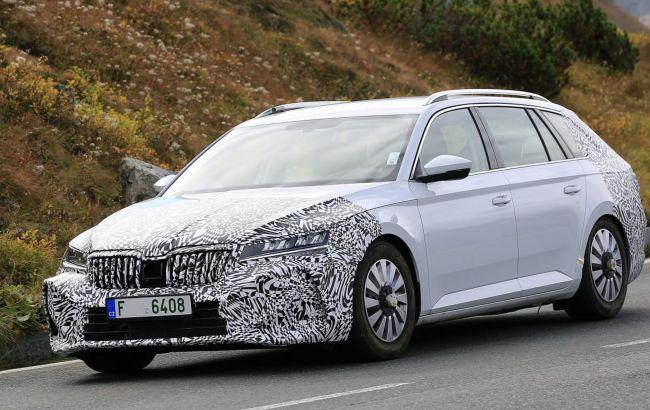 Volkswagen учит экономить: новую Skoda Superb унифицируют с Passat