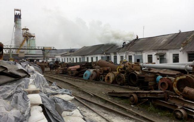 У Донецькій області сталась пожежа на шахті