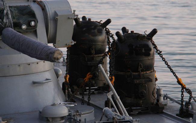 Украинские военные начнут минирование Азовского моря