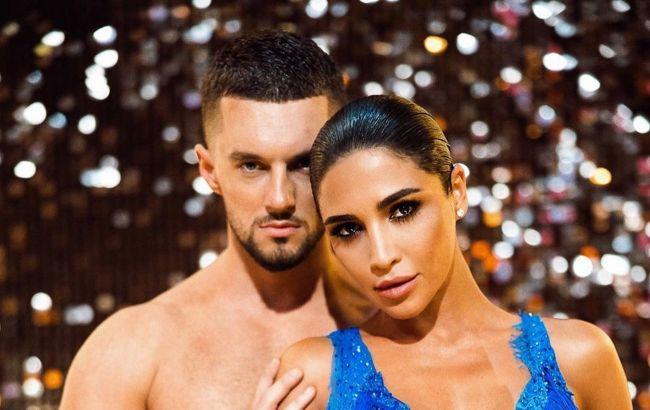 Санта Дімопулос висловилася про ревнощі чоловіка до партнера по Танцях з зірками 2020