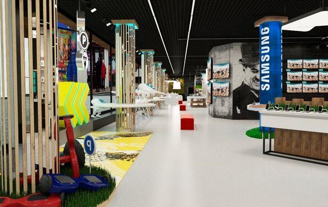 Магазин майбутнього: Foxtrot здивував покупців новим Show Store