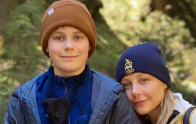 """Кароль зробила зворушливе зізнання про сина і """"хорошого хлопця"""" поруч із собою"""