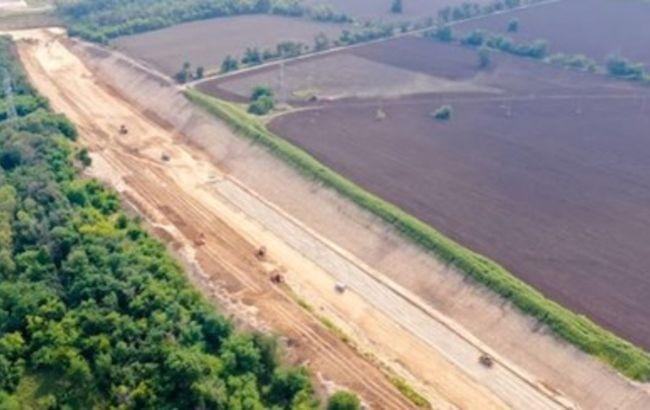 У Дніпропетровській області будують дві нові траси