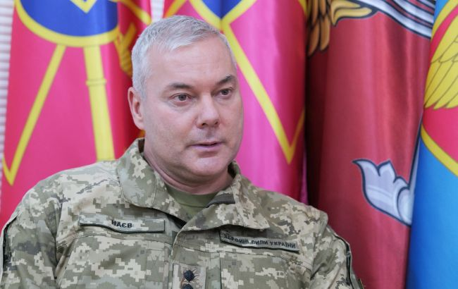 Сергей Наев: РФ в любое время может перейти к боевым действиям на Юге Украины