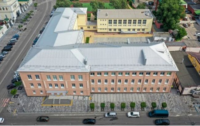 У Дніпрі завершилась реконструкція найстарішої гімназії