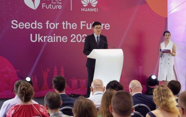В Украине стартовал образовательный проект от Huawei: чем он полезен студентам