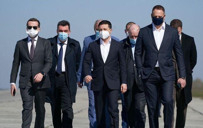 Вся президентская рать: как Зеленский формирует команду власти и кто ему в этом помогает