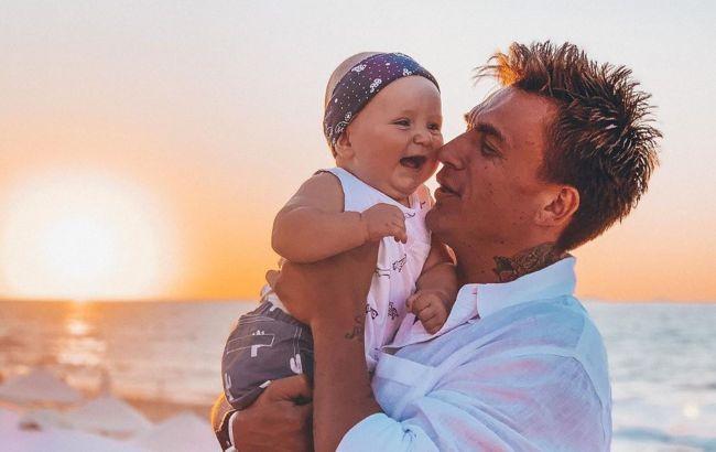 Растет настоящий мужчина: Влад Топалов умилил трогательным моментом с сыном