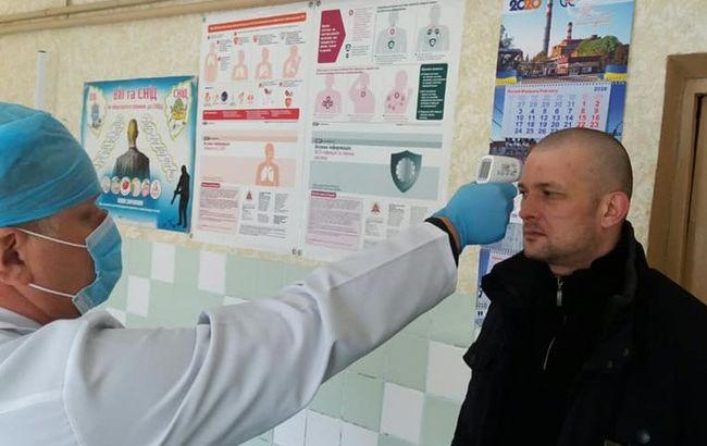 Вирус несвободы: как в украинских тюрьмах борются с коронавирусом
