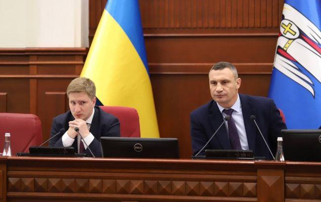 Кличко призвал власть принять меры до начала отопительного сезона