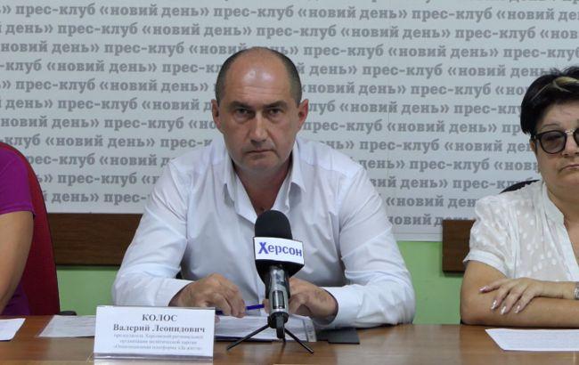"""Организация ОПЗЖ в Херсонской области перешла в """"Оппоблок"""""""