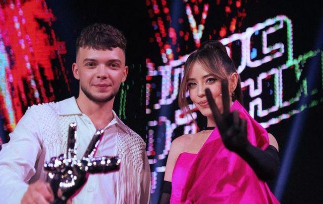 Голос країни 2021: победитель показал талисман, который помог ему выиграть шоу