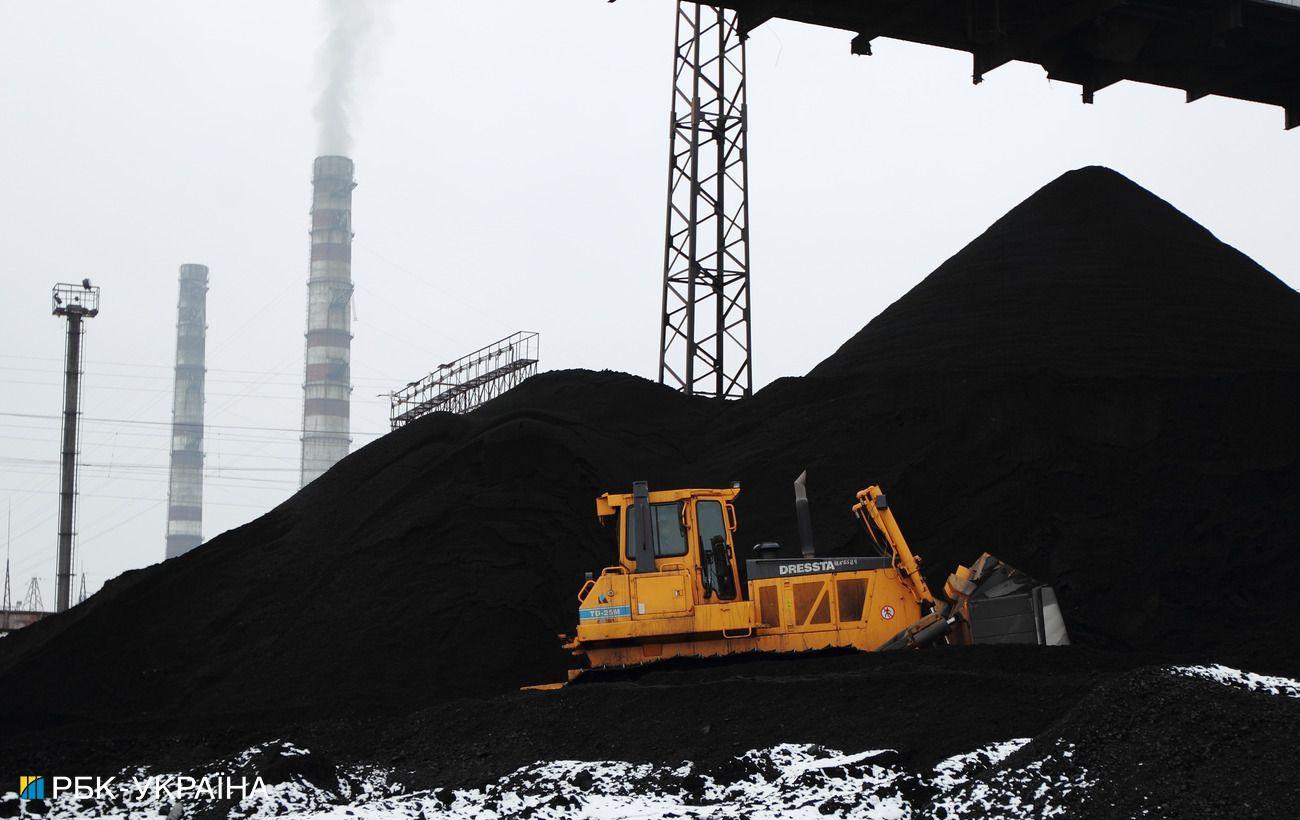 ДТЭК уже законтрактовал импорт 565 тыс. тонн угля из Польши, США и Казахстана