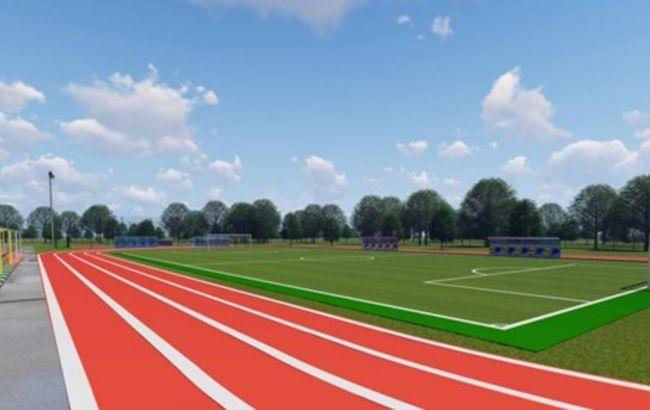 У селищі Дніпропетровської області збудують стадіон на місці пустиря