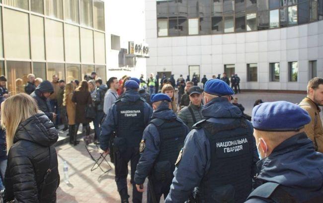 """Киевская полиция сорвала апелляцию по делу ветеранов """"Азова"""", - адвокат"""