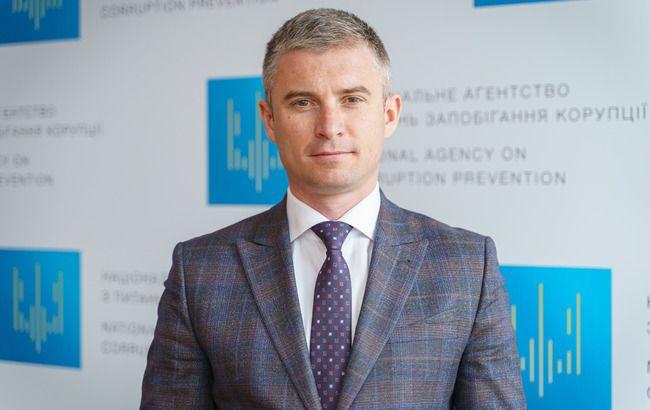 Голова НАЗК Олександр Новіков: Жодна партія поки не відмовилася від держфінансування