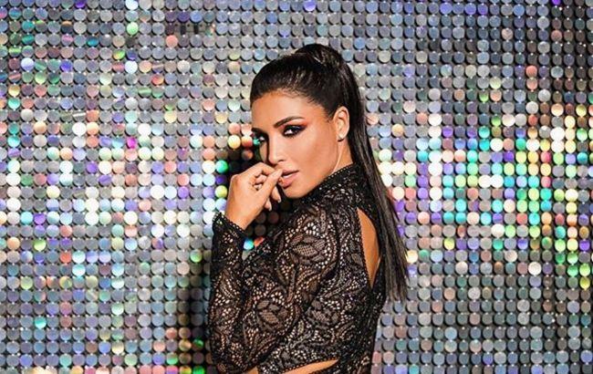 Это был пожар: Димопулос разоткровенничалась о страстном номере с Мейхер и азарте на Танцах со звездами 2020